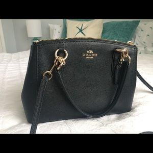 Coach small crossbody satchel